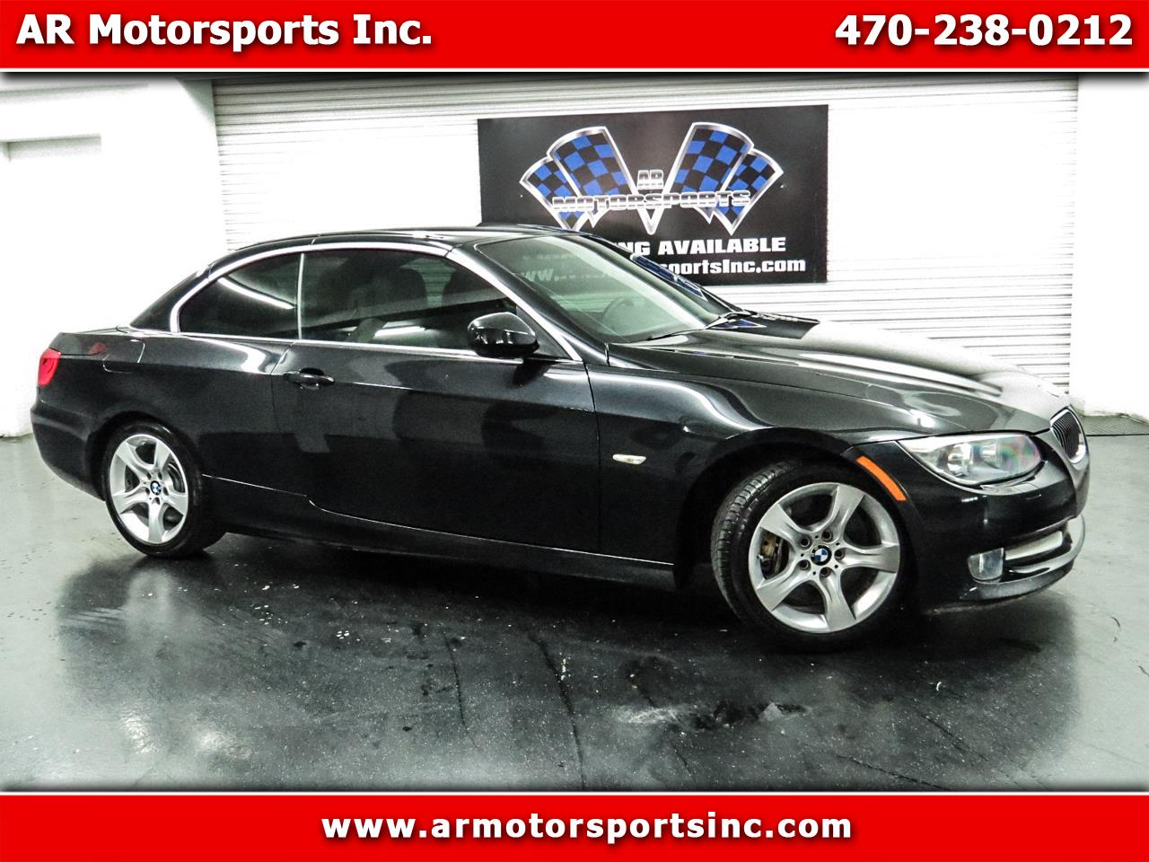 2011 BMW 3-Series 335i Convertible