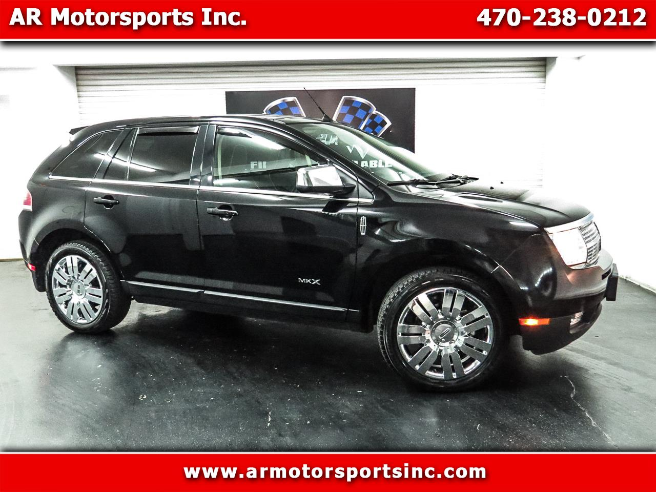 Lincoln MKX AWD 4dr Black Label 2008