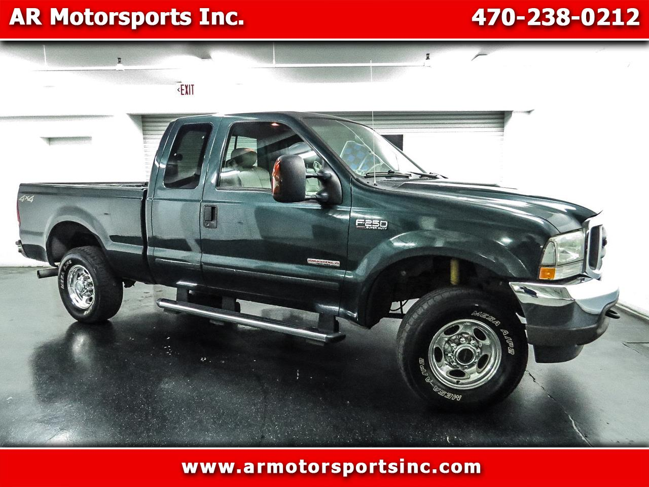 Ford F-250 SD Lariat 4WD 2004