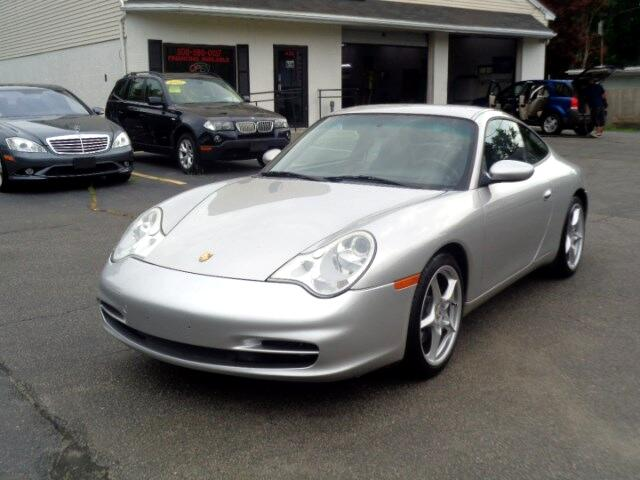 2003 Porsche 911 Carrera Coupe