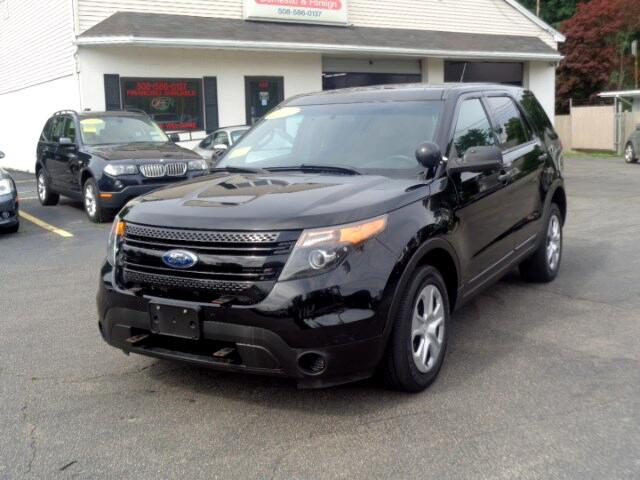 2014 Ford Explorer PoliceAWD