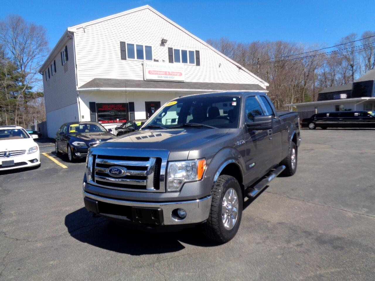2012 Ford F-150 XLT Ext.Cab 6,5 ft Bed 4WD