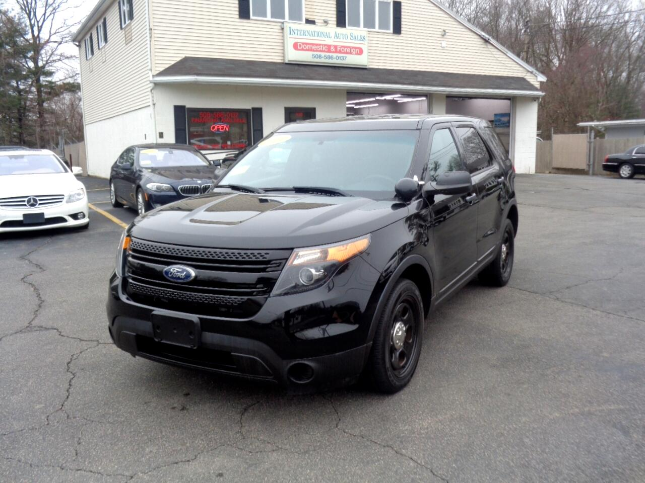 2013 Ford Explorer Police AWD