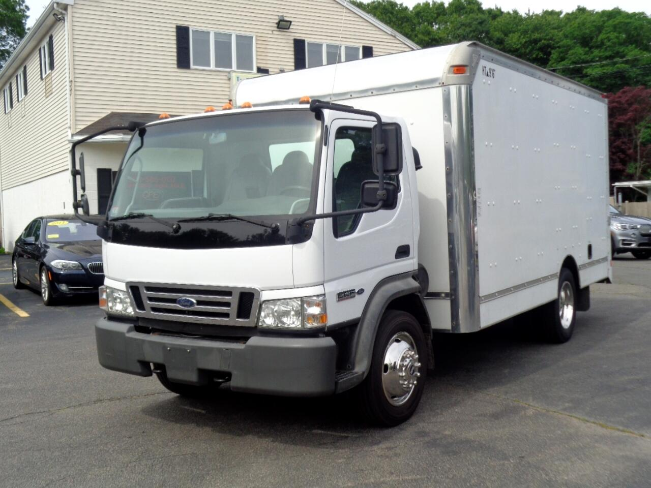 2007 Ford LCF 450 Regular Cab DRW 2WD