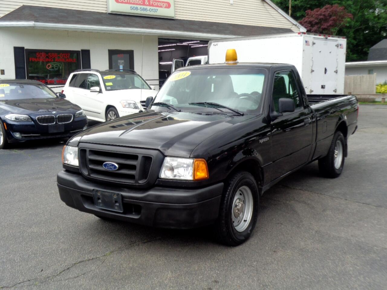 2004 Ford Ranger XL Long Bed 2WD