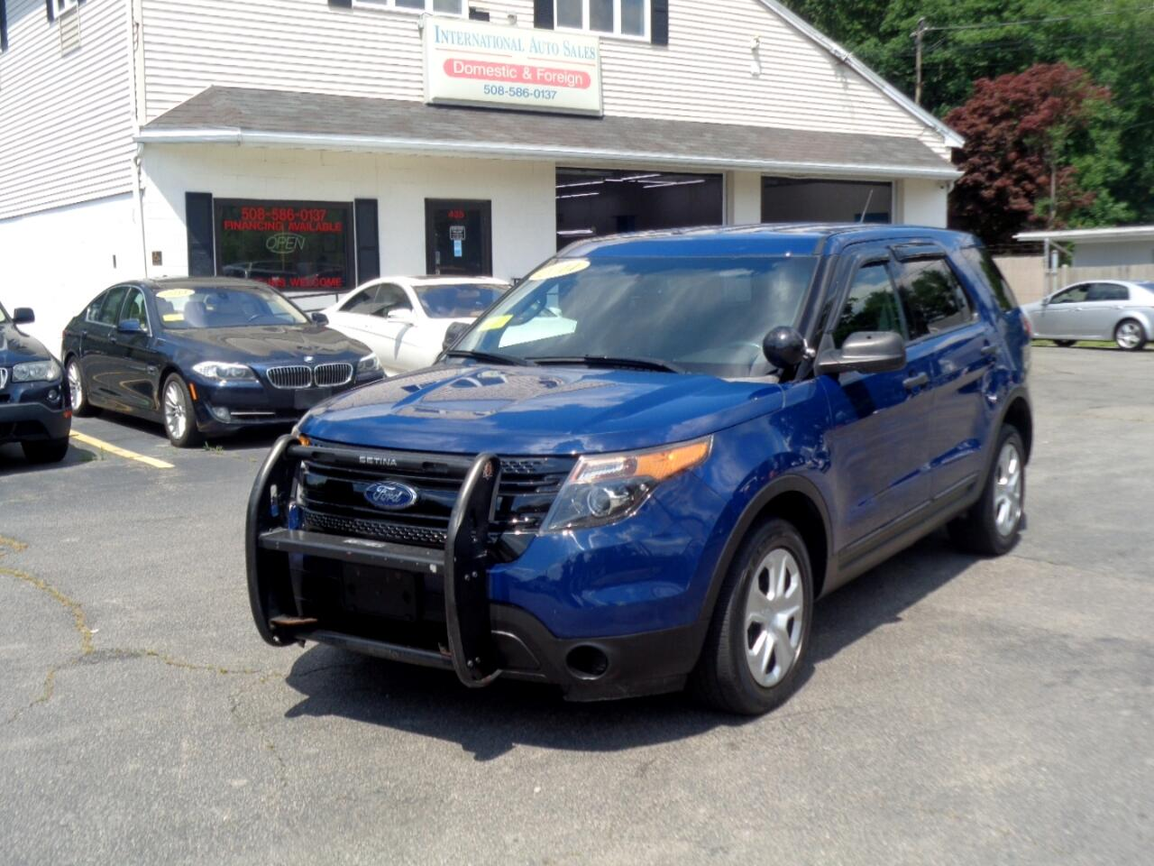 2014 Ford Explorer Police AWD