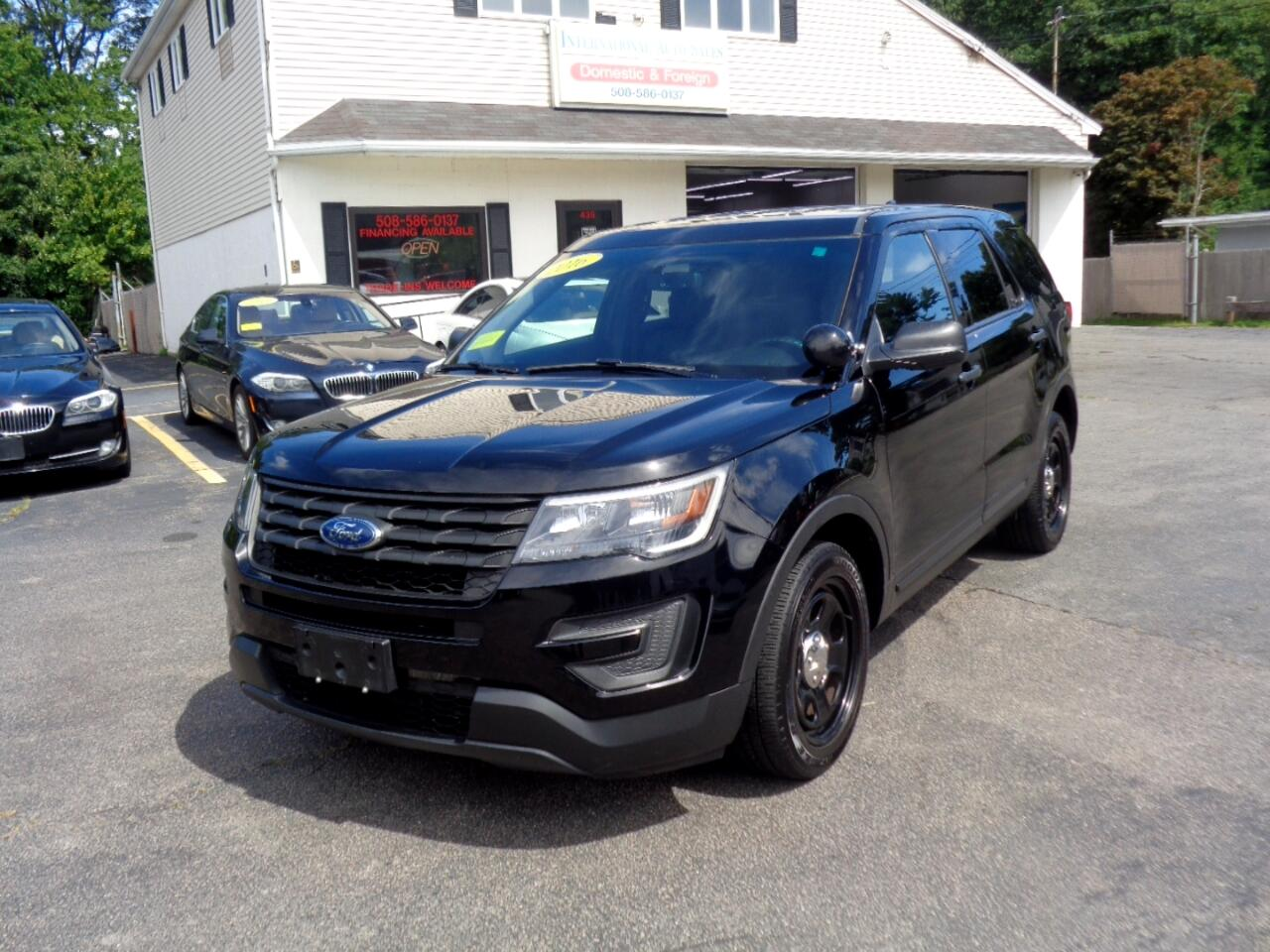 2016 Ford Explorer Police AWD