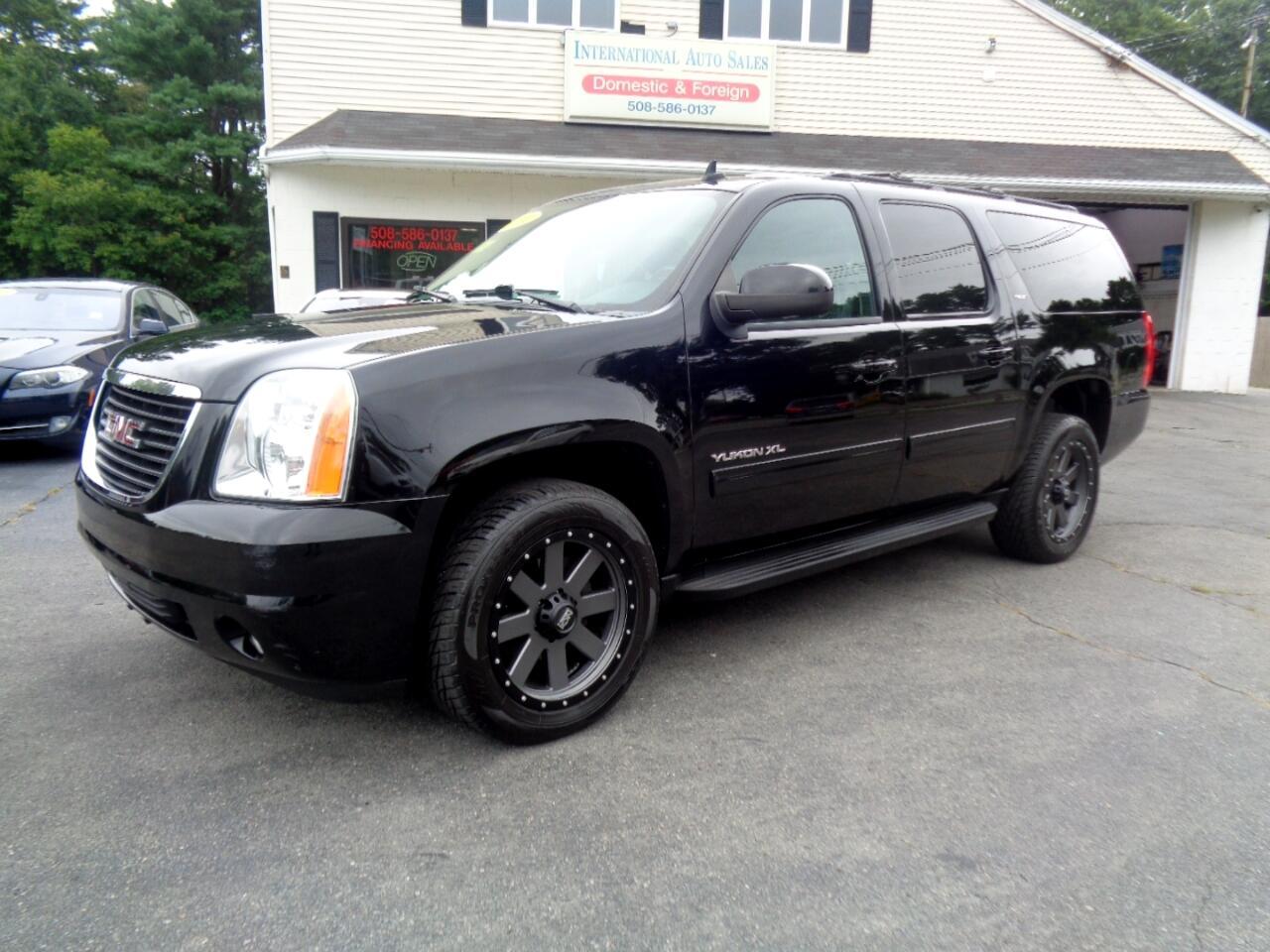 2012 GMC Yukon XL SLT-1 1/2 Ton 4WD