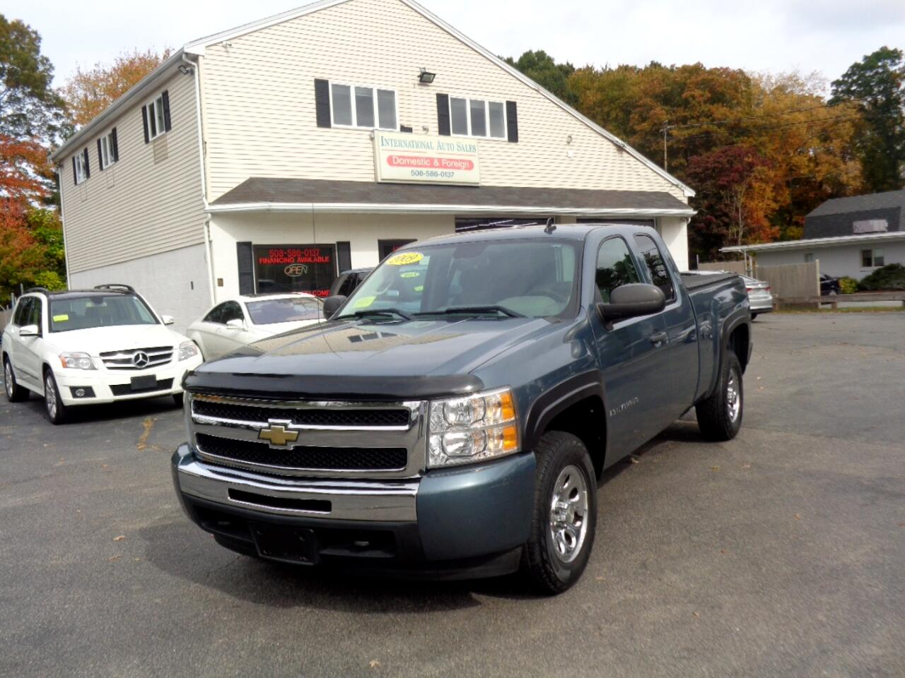 2009 Chevrolet Silverado 1500 Ext Cab 6,5ft Short Bad