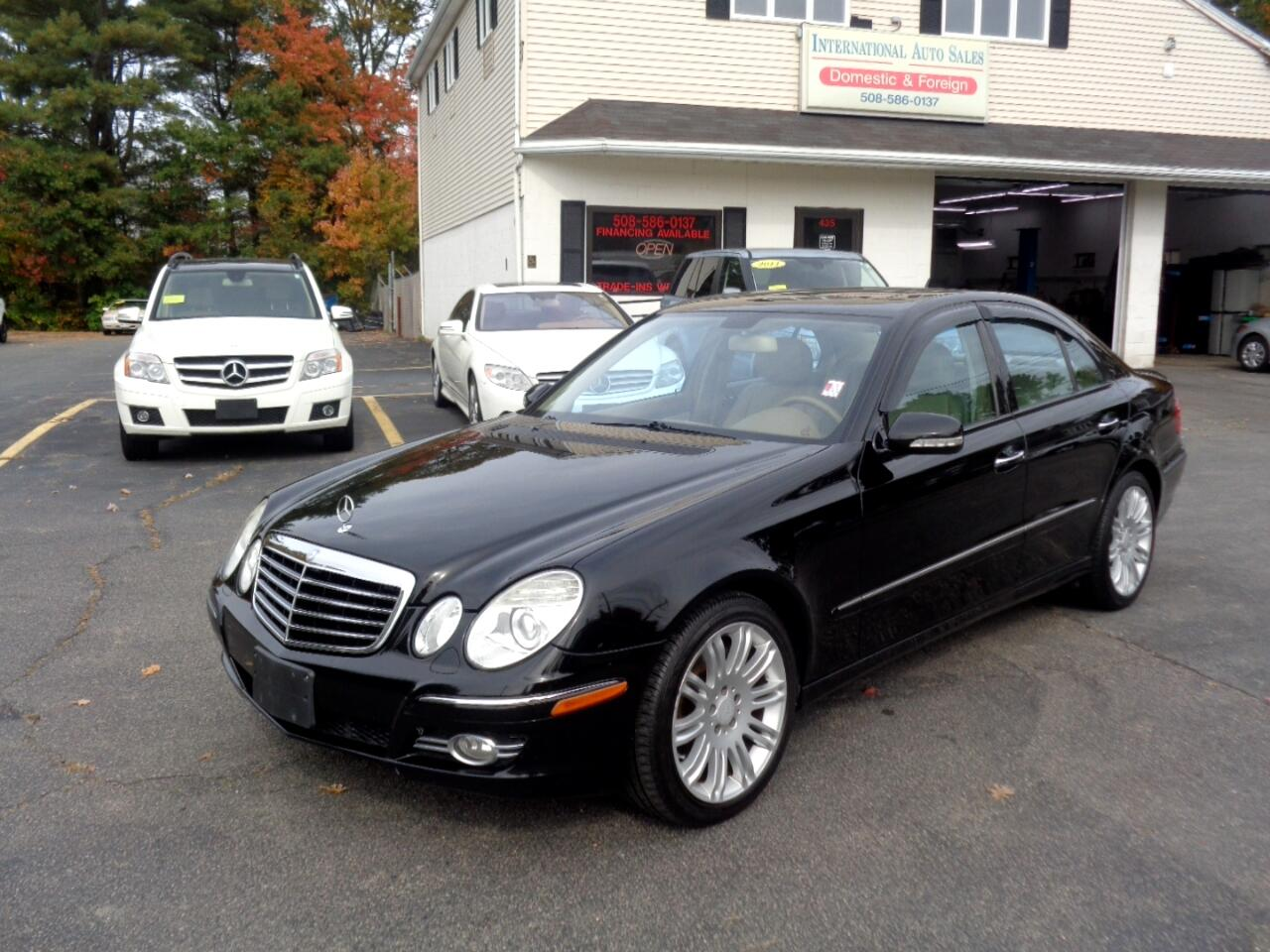 2008 Mercedes-Benz E-Class E350 Luxury