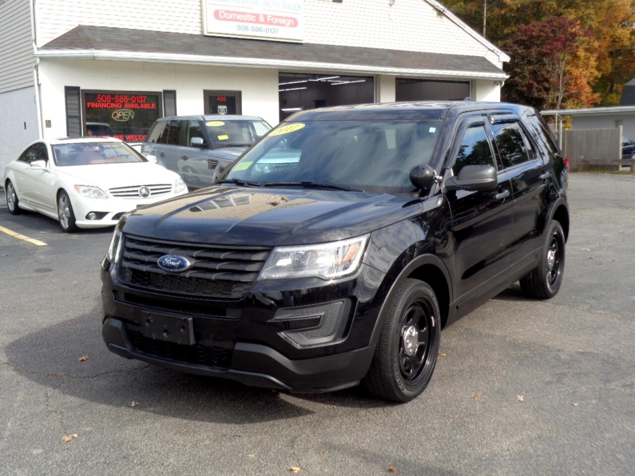 2017 Ford Explorer Police AWD