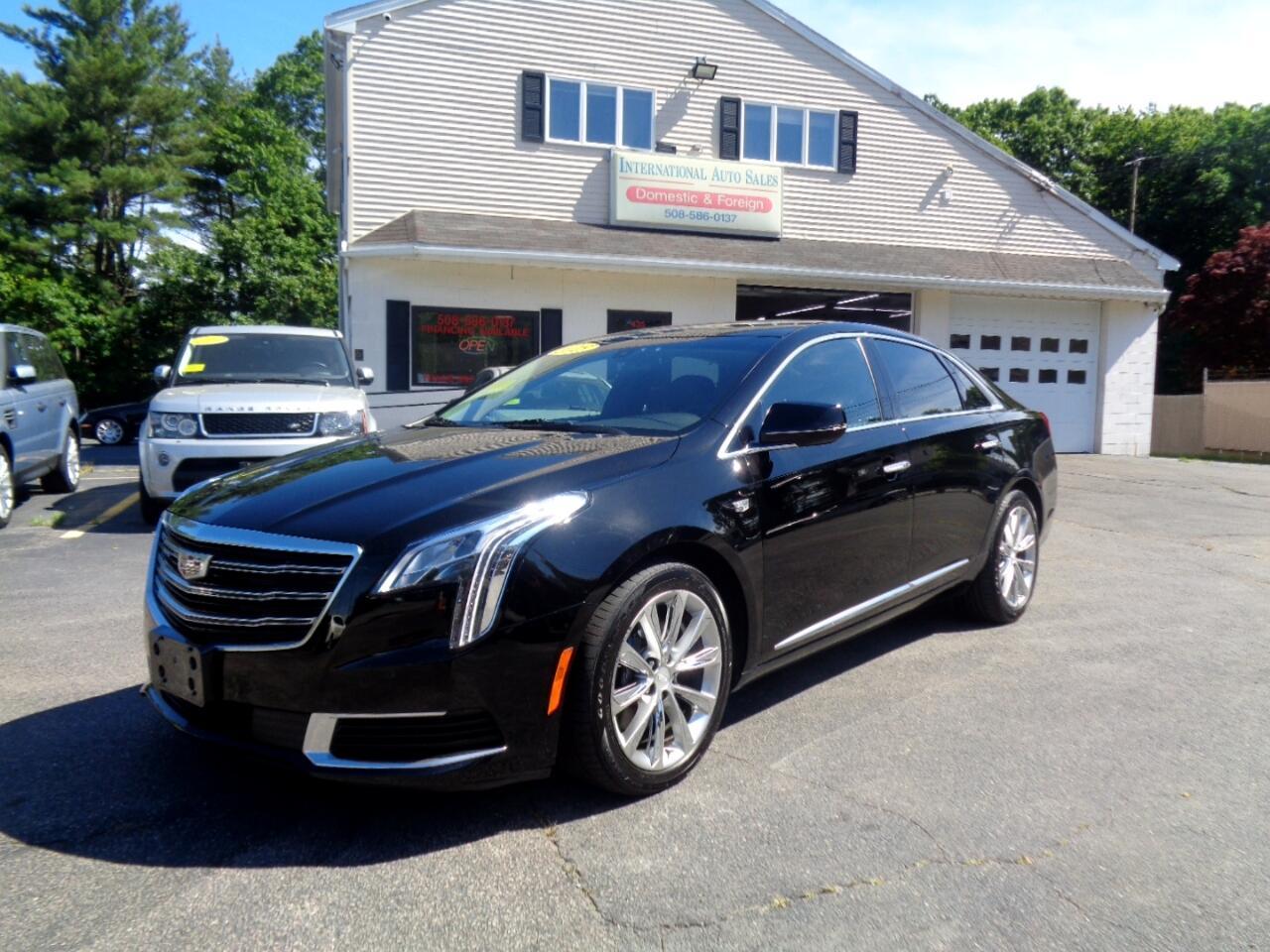 Cadillac XTS Luxury 2018