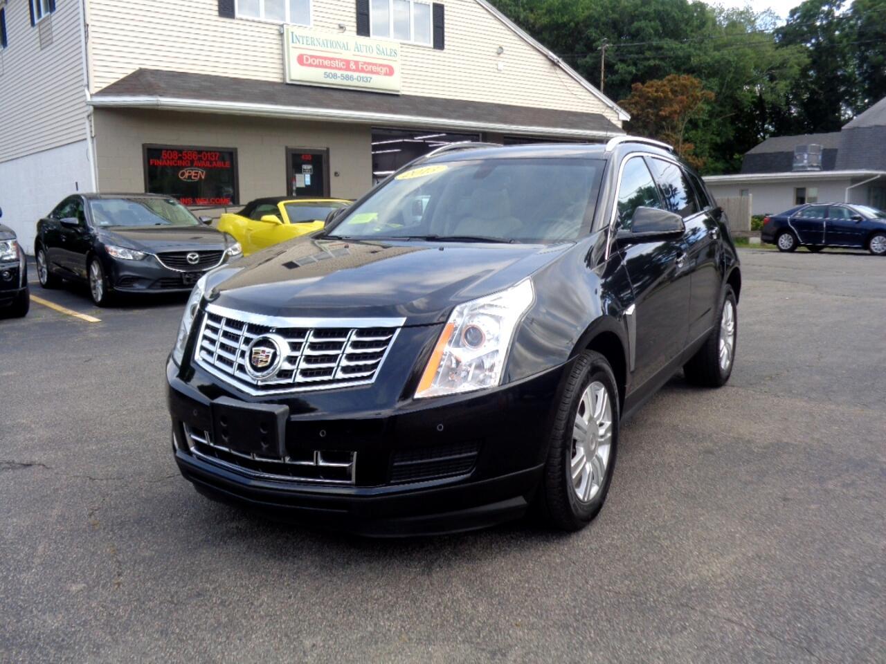 Cadillac SRX AWD Luxury Collection 2013