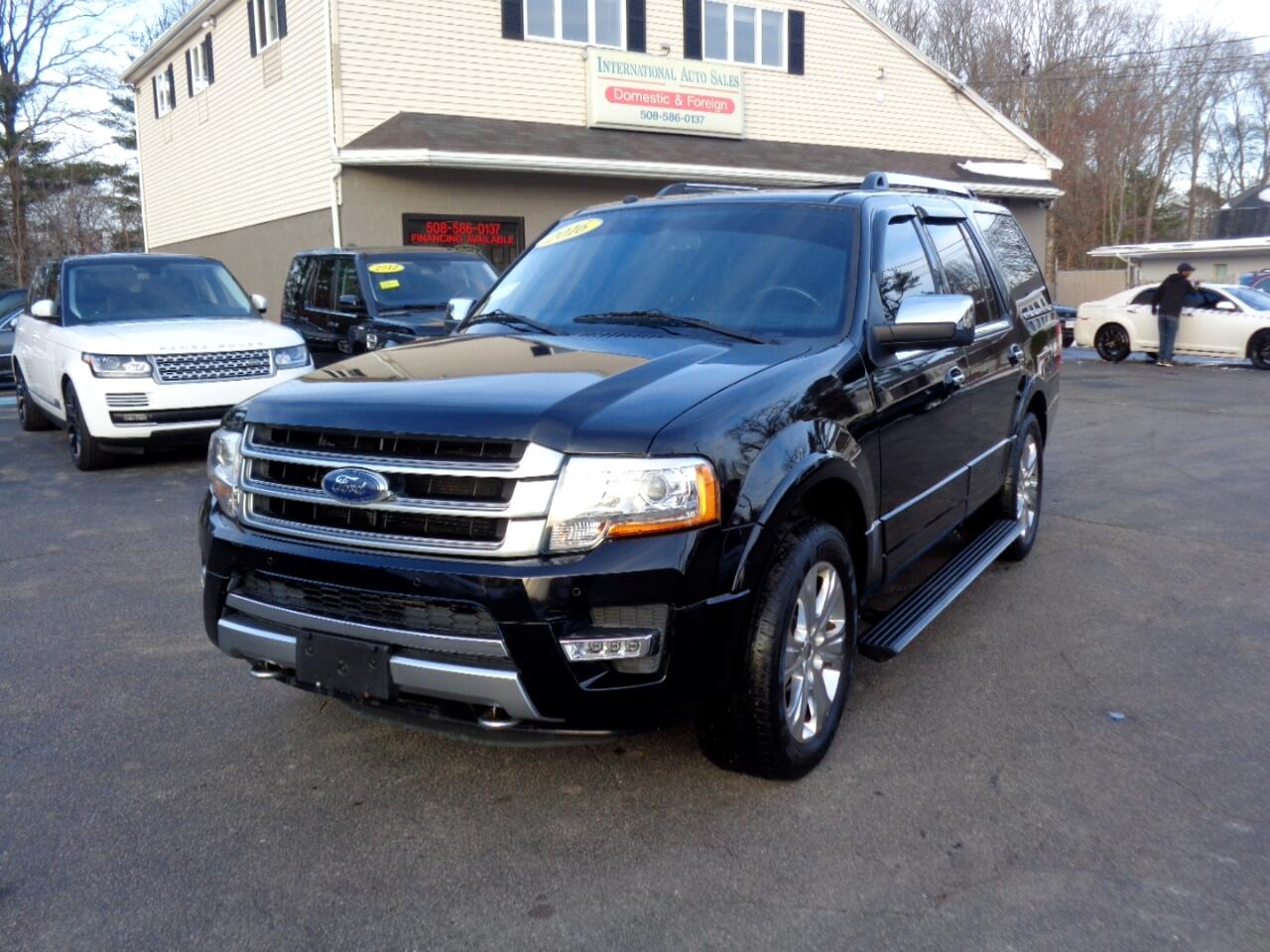 Ford Expedition Platinum 4WD 2016