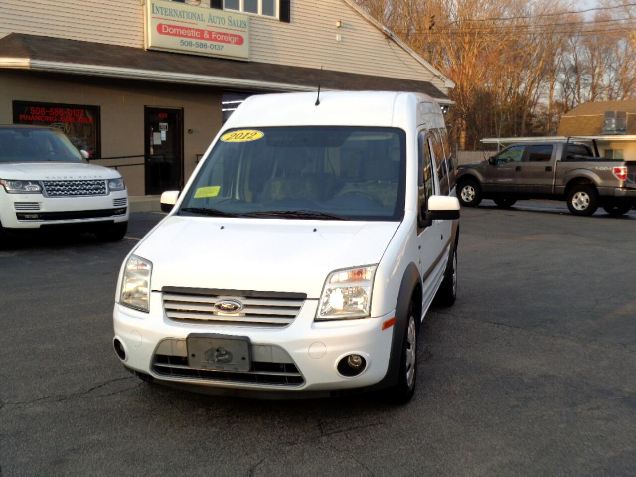 Ford Transit Connect XLT Premium Wagon 2012