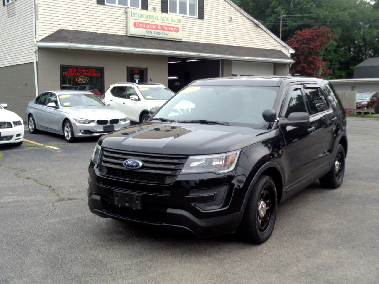 Ford Explorer Police 4WD 2019