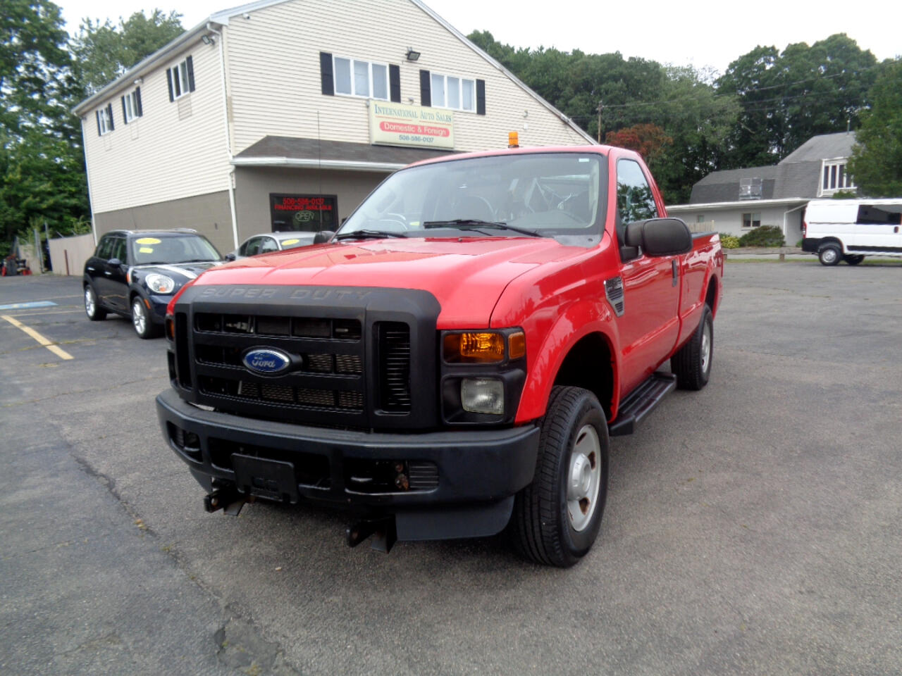 Ford F-250 SD XL 4WD 2008