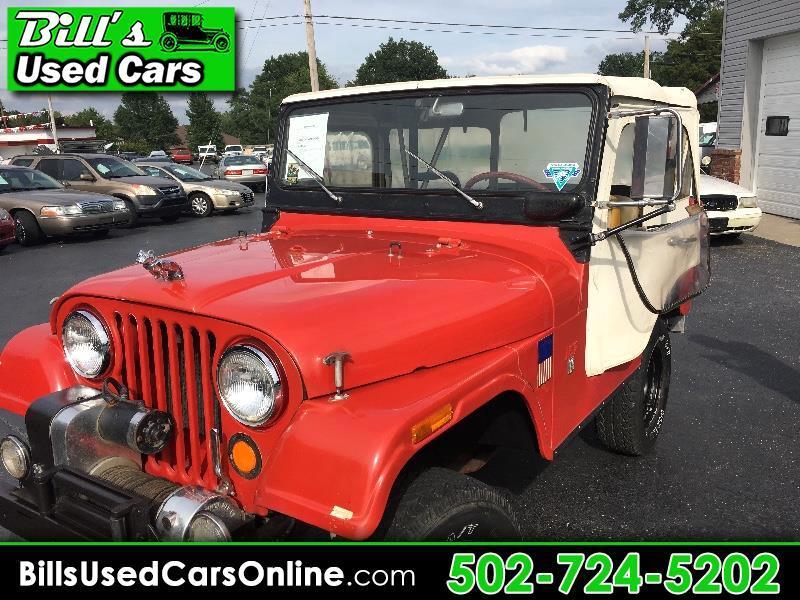 1971 Jeep Wrangler JK