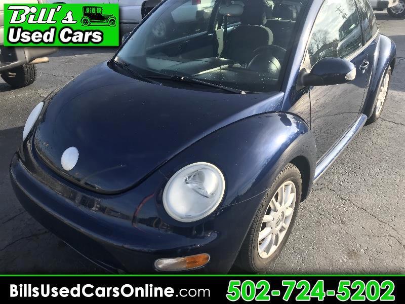2004 Volkswagen New Beetle GLS 2.0L
