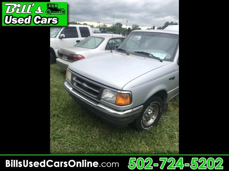 1995 Ford Ranger XL SuperCab 2WD