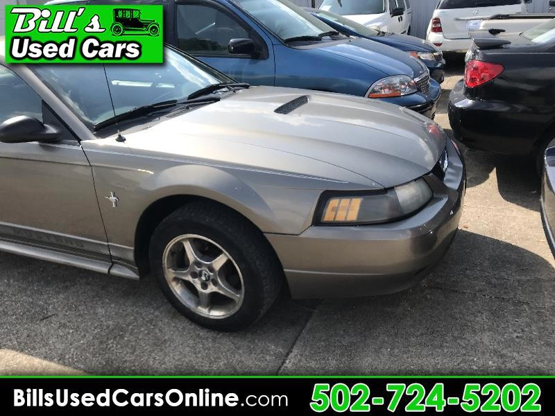 2002 Ford Mustang 2dr Coupe