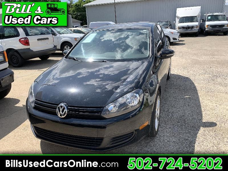 2012 Volkswagen Golf 2.5L 2-Door