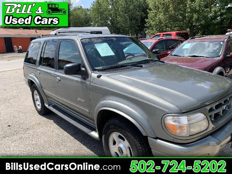 1999 Ford Explorer Sport XLT Premium 4WD