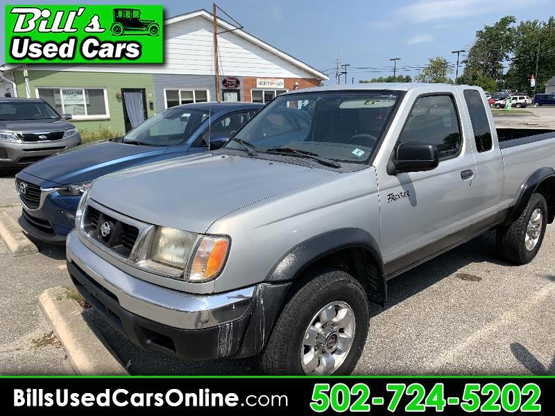 1998 Nissan Frontier XE King Cab 4WD