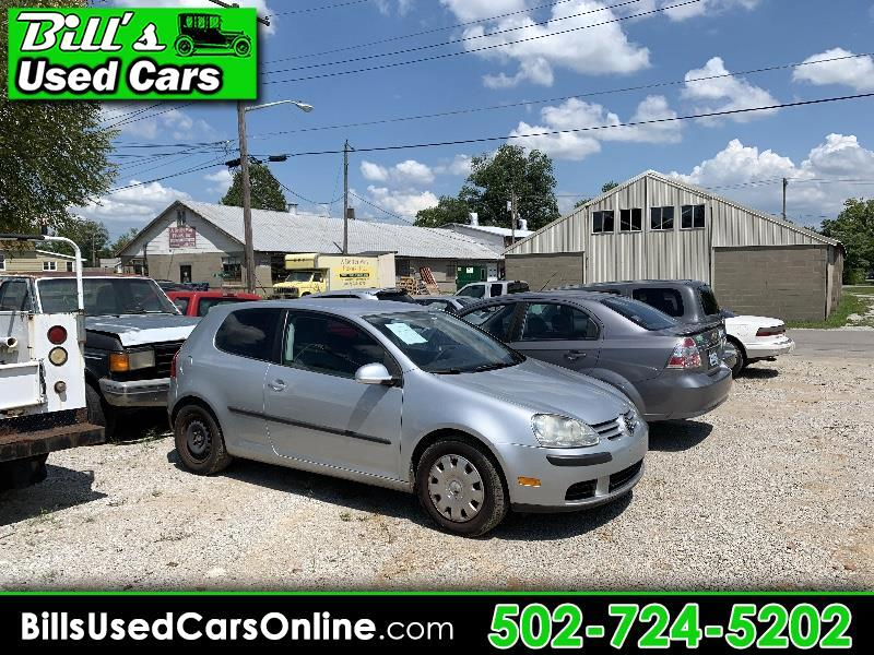 2006 Volkswagen Rabbit 2-Door
