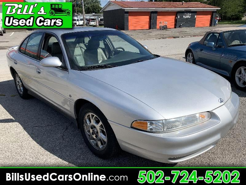 2002 Oldsmobile Intrigue GLS Sedan