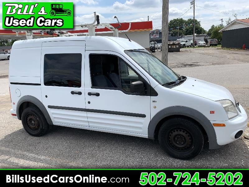 2013 Ford Transit Connect no glass in rear