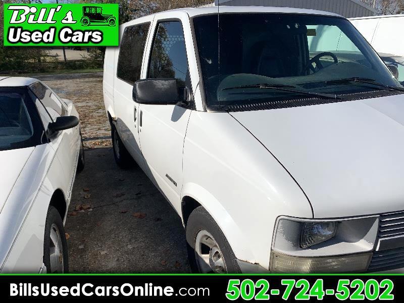 Chevrolet Astro Cargo Van 2WD 2001