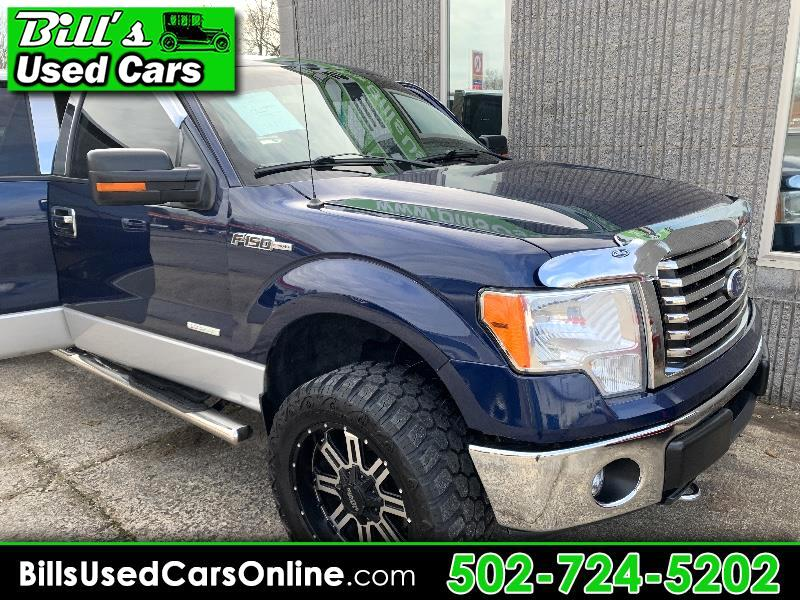 Ford F-150 XLT SuperCrew 6.5-ft. Bed 4WD 2012