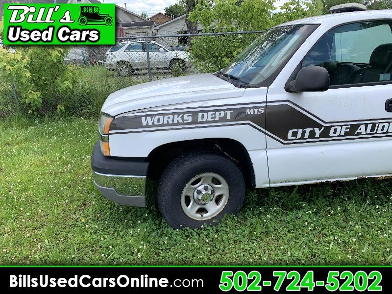 Chevrolet Silverado 1500 1LT Regular Cab Long Box 4WD 2003
