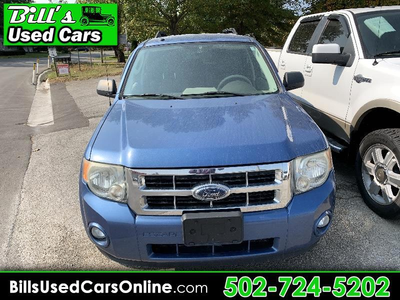 Ford Escape XLT 4WD V6 2009