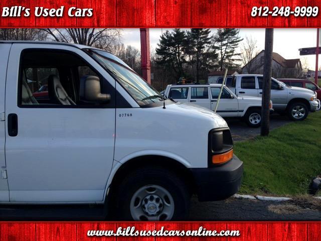 2007 Chevrolet Express LT 3500 Extended