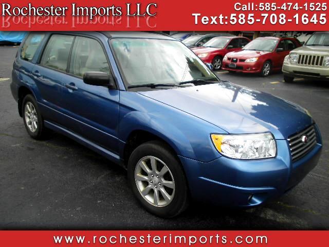 2007 Subaru Forester 2.5X Premium