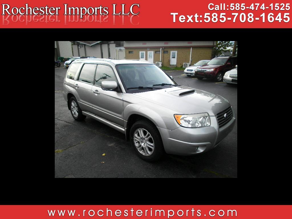 2006 Subaru Forester 4dr 2.5 XT Limited Auto