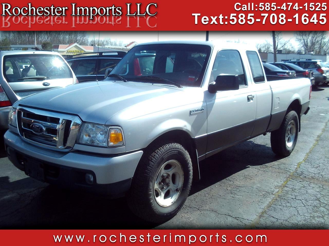 """2006 Ford Ranger 2dr Supercab 126"""" WB FX4 Off-Rd 4WD"""