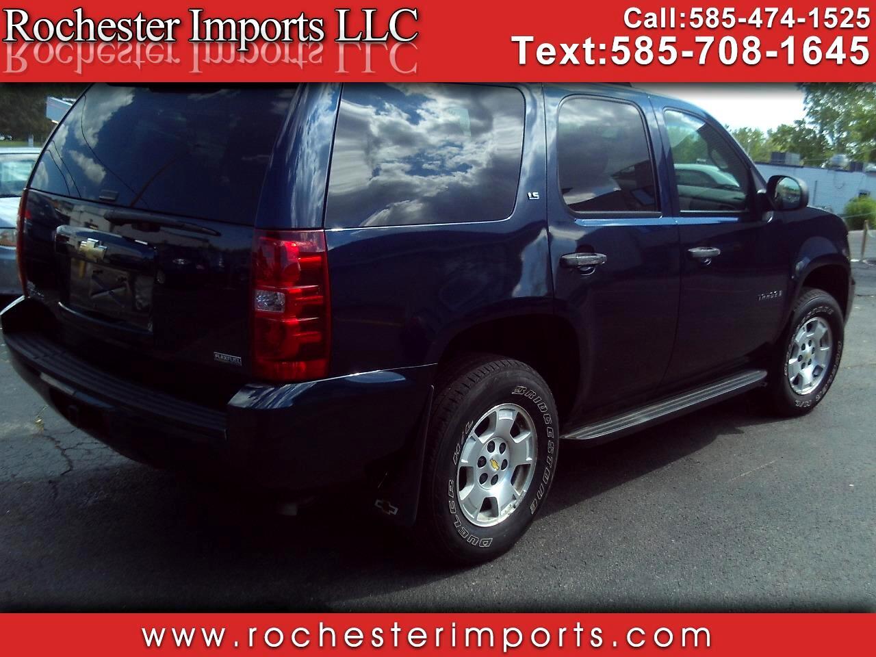 2009 Chevrolet Tahoe 4WD 4dr 1500 LS