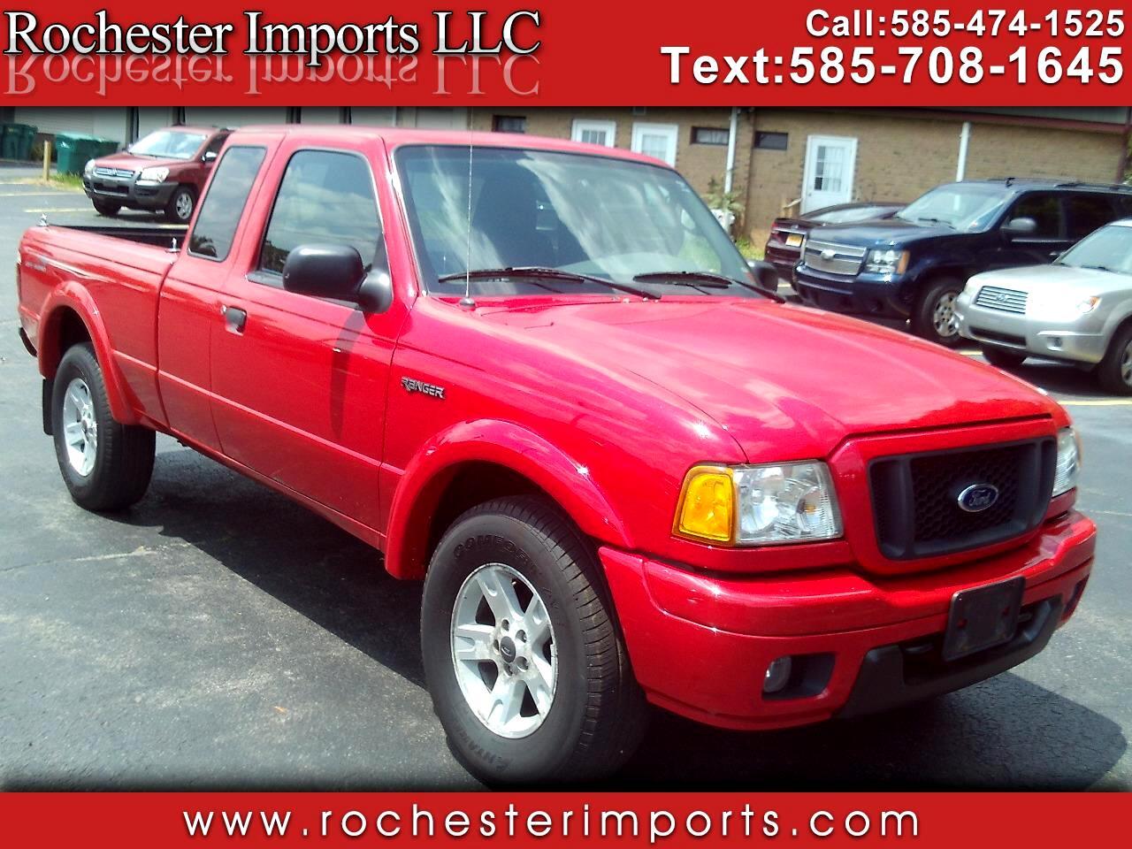 "2005 Ford Ranger 2dr Supercab 126"" WB XLT 4WD"