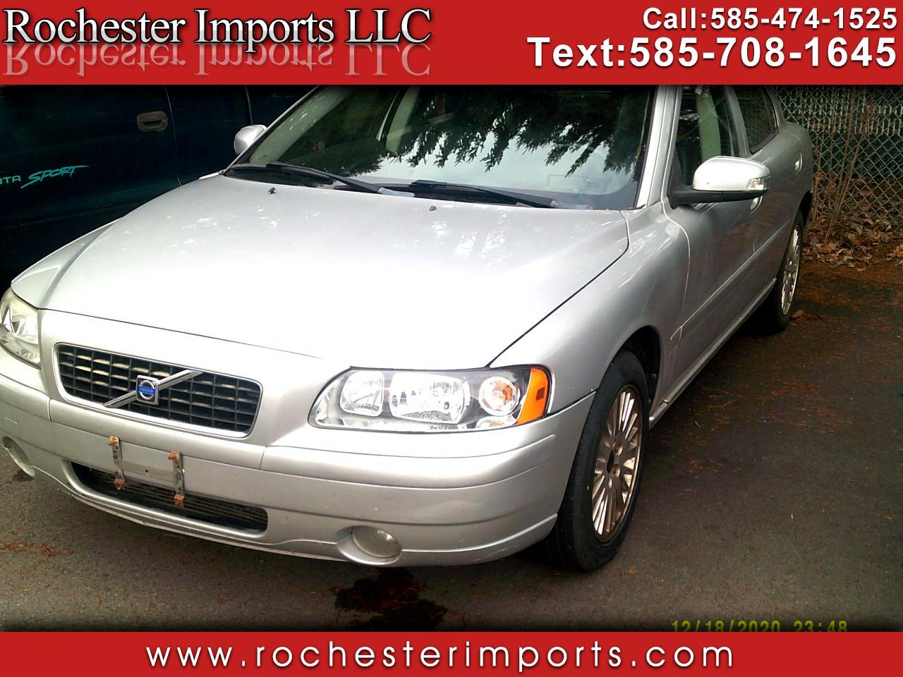 Volvo S60 4dr Sdn 2.5T FWD 2008