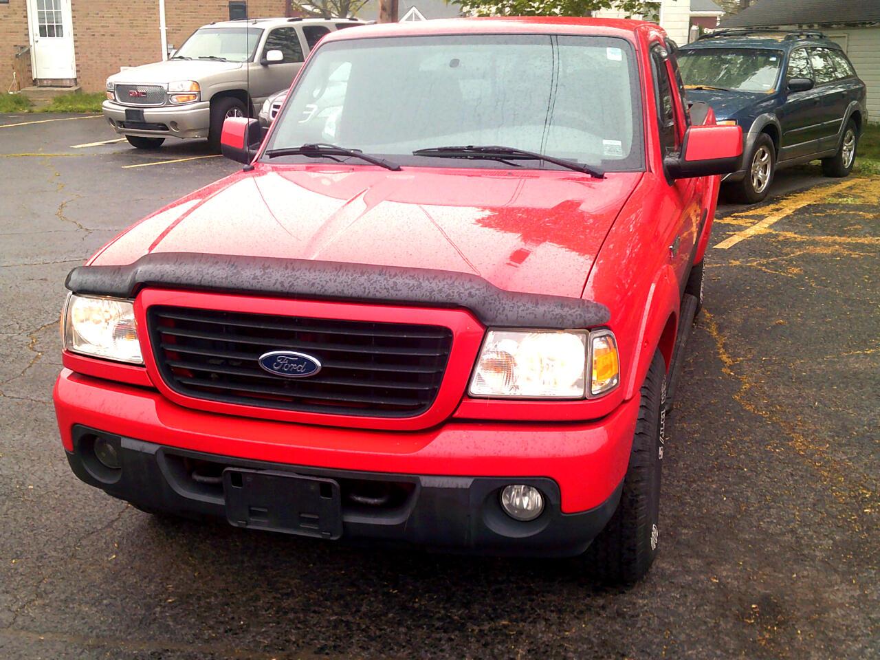 "Ford Ranger 4WD 4dr SuperCab 126"" FX4 Off-Road 2009"