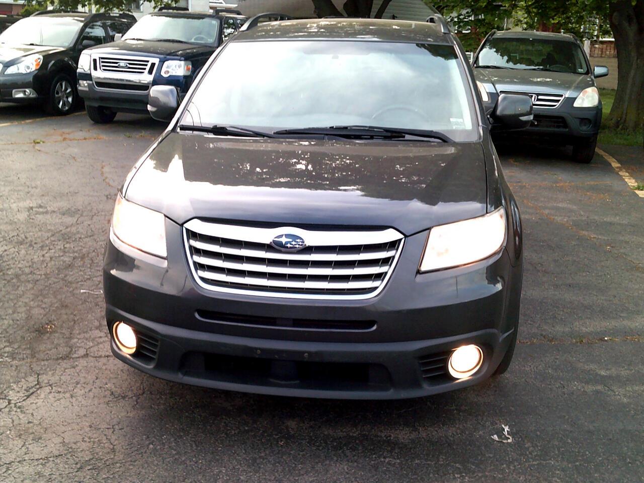 Subaru Tribeca (Natl) 4dr 5-Pass Ltd w/Nav 2008
