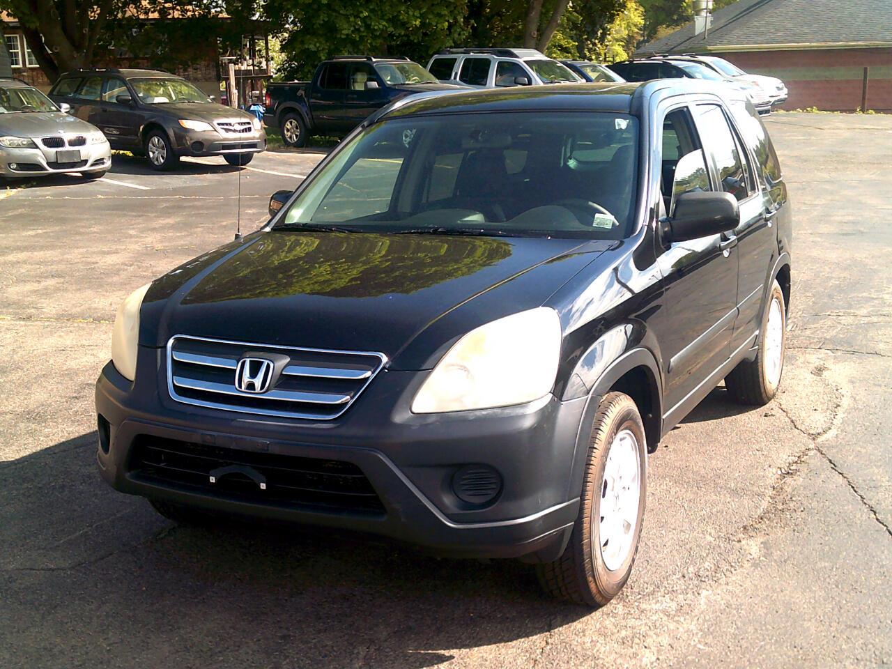 Honda CR-V 4WD EX AT 2006