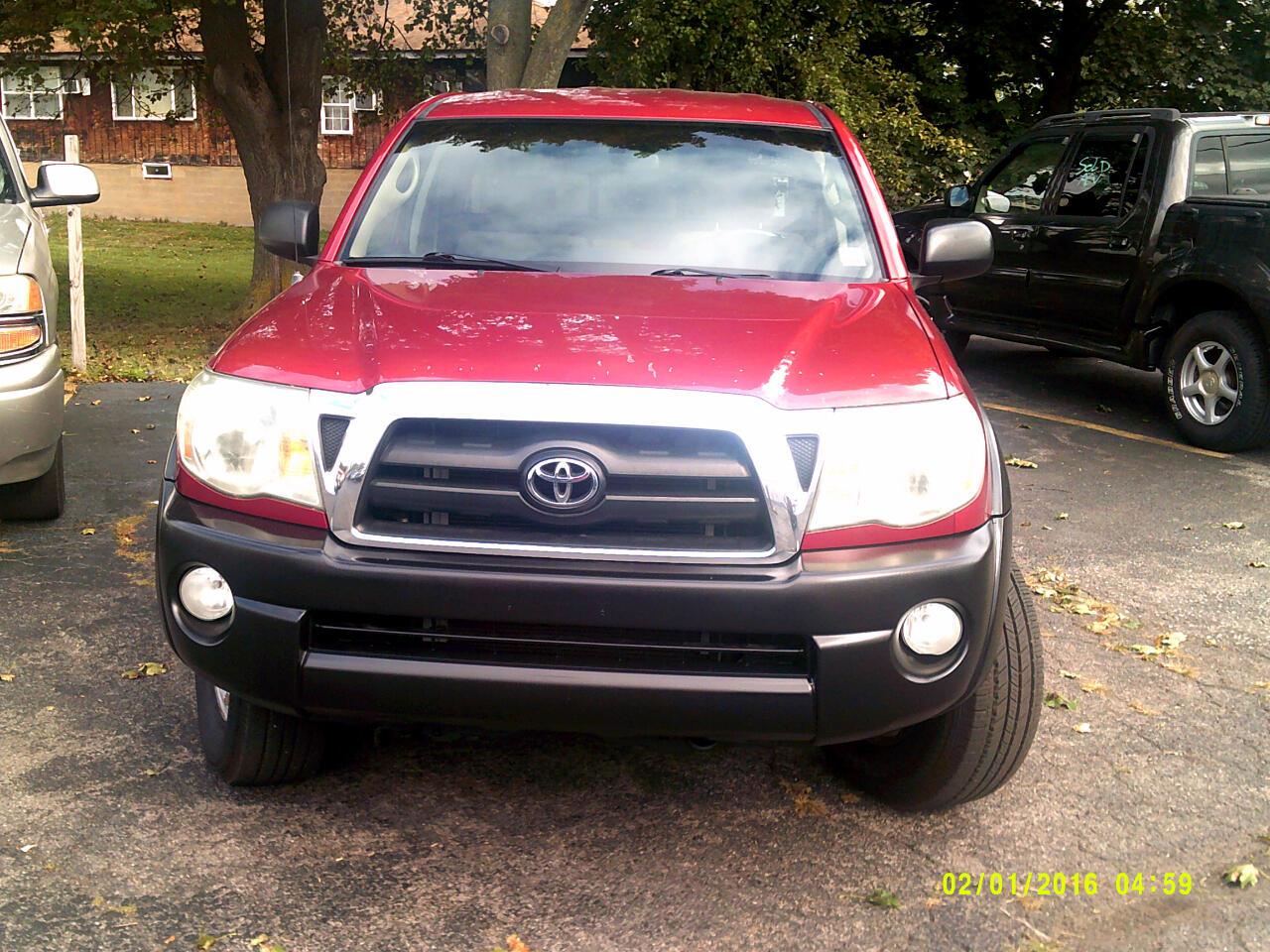Toyota Tacoma 4WD Access V6 AT (Natl) 2007