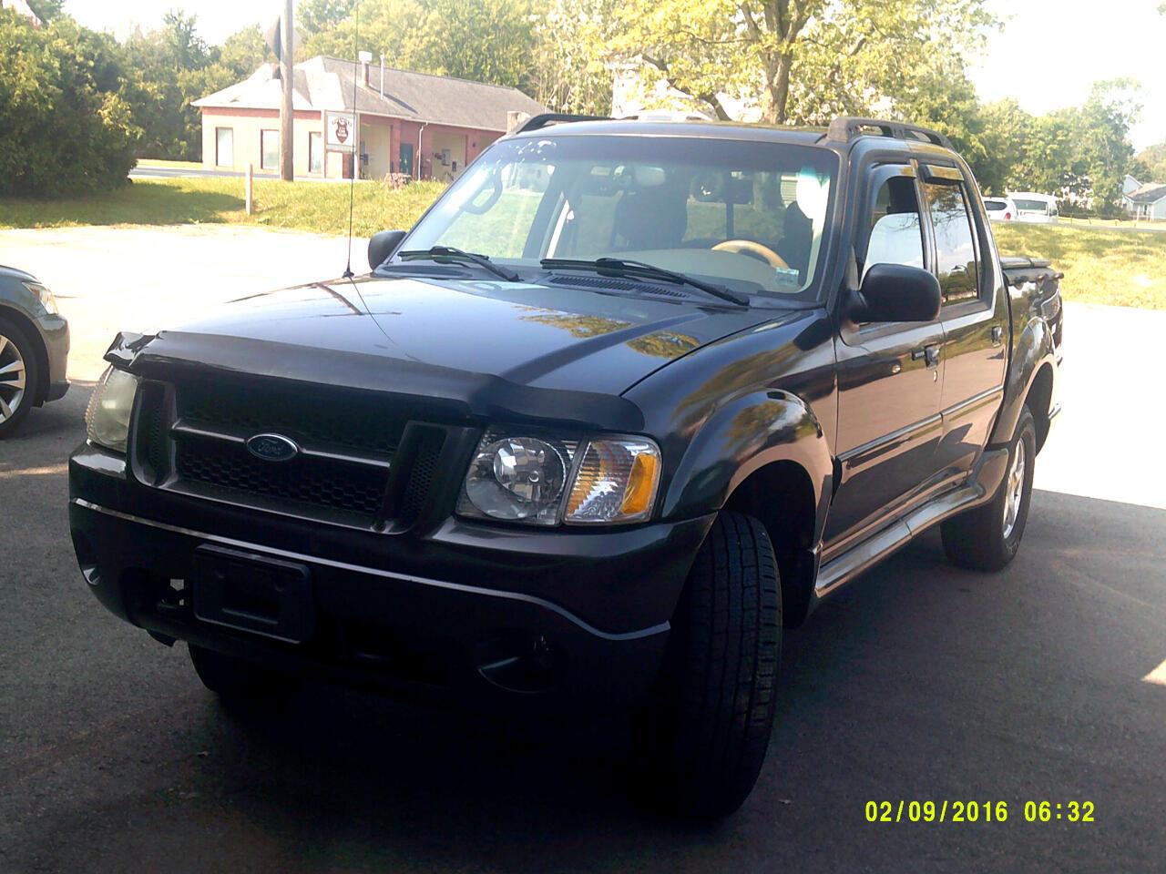 "Ford Explorer Sport Trac 4dr 126"" WB 4WD XLT Premium 2005"