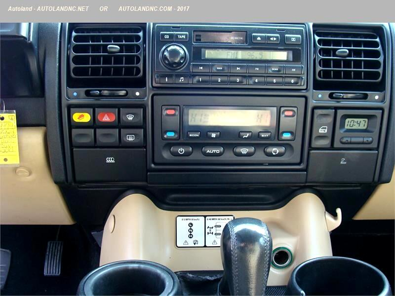 Used 2004 Land Rover Discovery SE for Sale in Charlotte NC ...