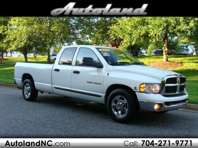 2005 Dodge Ram 3500 ST Quad Cab Short Bed 2WD