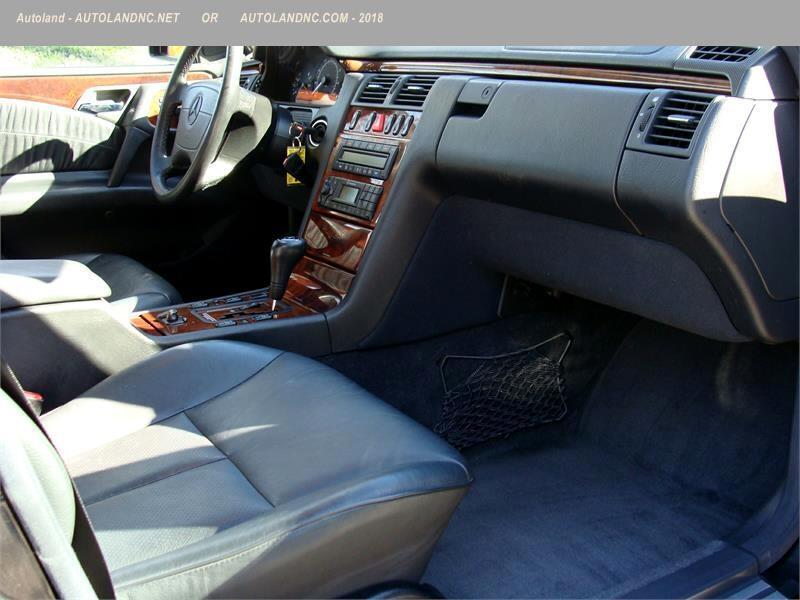 1999 Mercedes-Benz E-Class E430